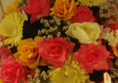 Pompes funèbres fleurs artificielles