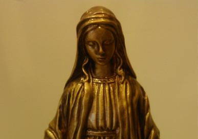 Pompes funèbres statues bronze