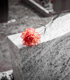 pompes funèbres fleurs naturelles