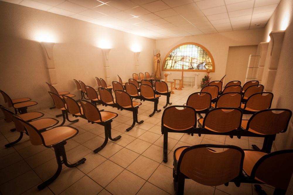Salon de cérémonie pour obsèques en Vendée