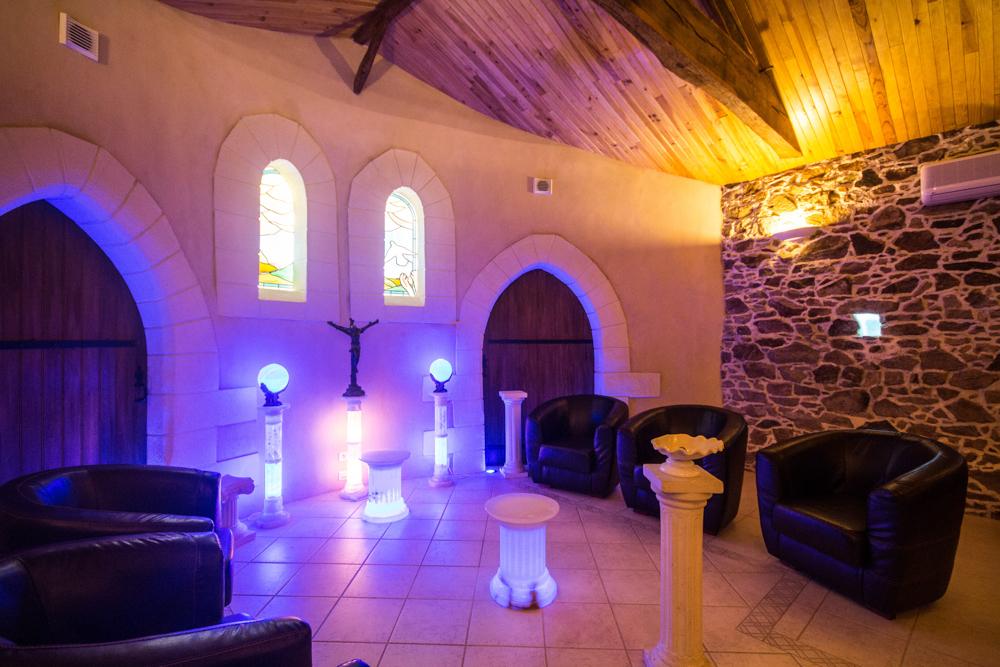 Salle de cérémonie omniculte pour obsèques en Vendée