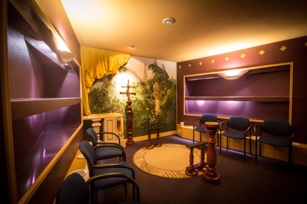 Salon de veillée pour obsèques en Vendée