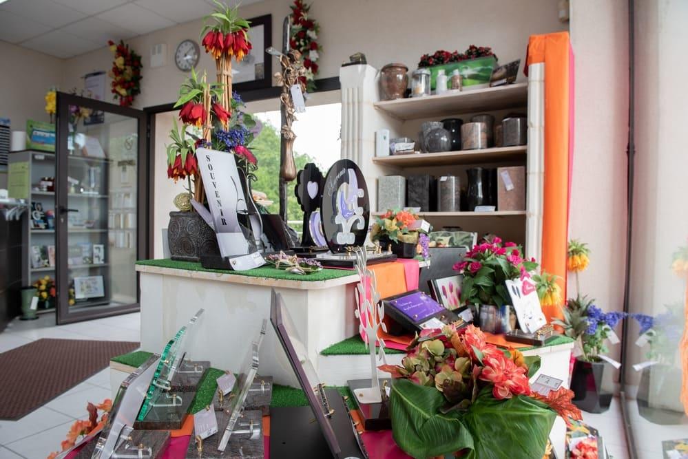 Articles funéraires - Pompes funèbres Andriot - Aubigny-Les Clouzeaux, Vendée