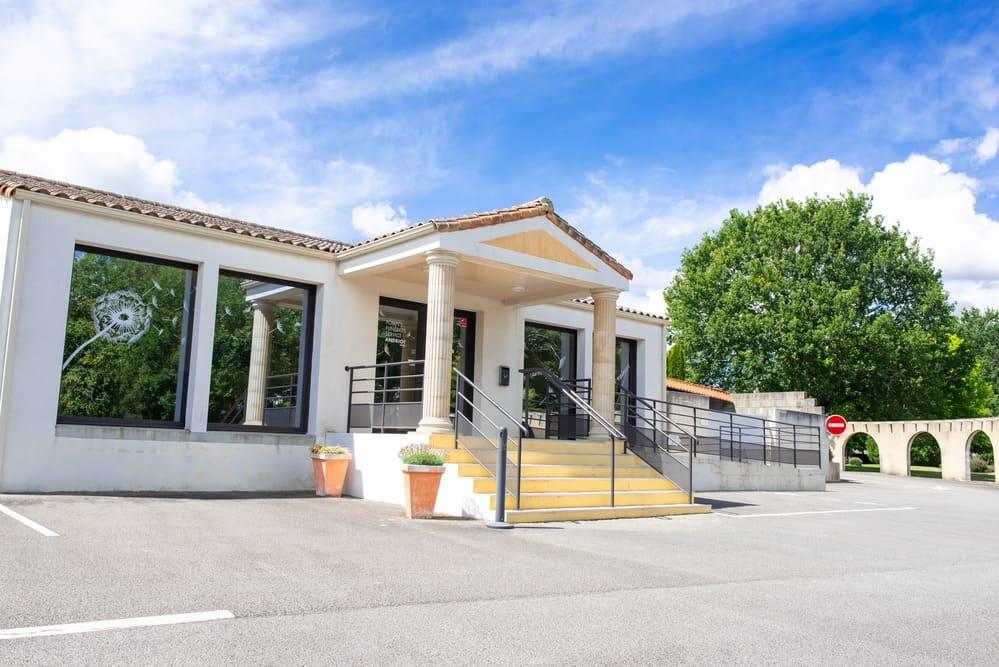 Pompes funèbres Andriot - Aubigny-Les Clouzeaux, Vendée