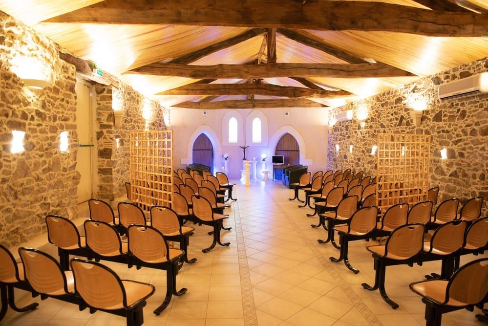 Salle de cérémonie obsèques Vendée