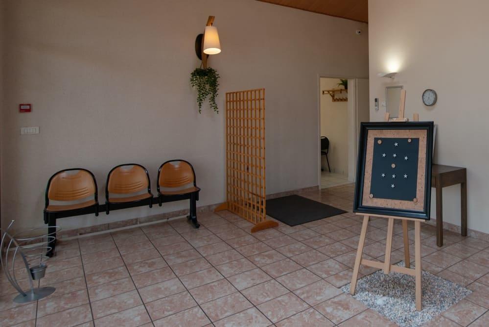 Salle d'accueil pour obsèques en Vendée