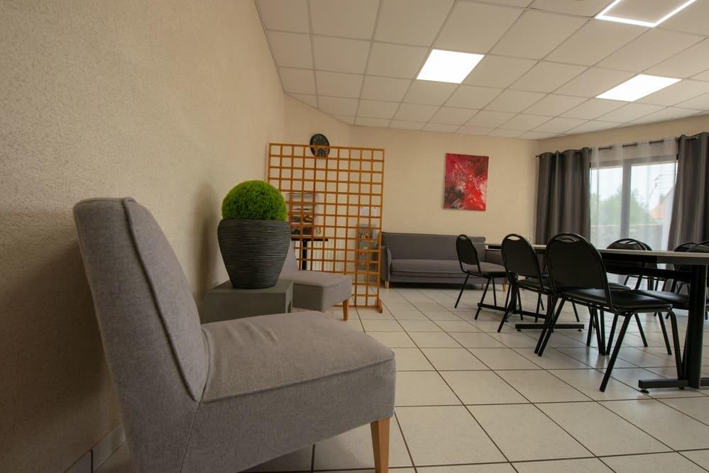 Salle de convivialité à Belleville-sur-Vie en Vendée